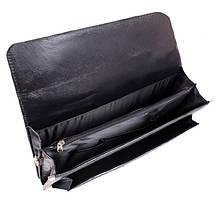 Портфель мужской Dovhani PKK302988132 Черный, фото 3