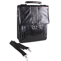 Портфель мужской Dovhani PKK302957134 Черный, фото 2