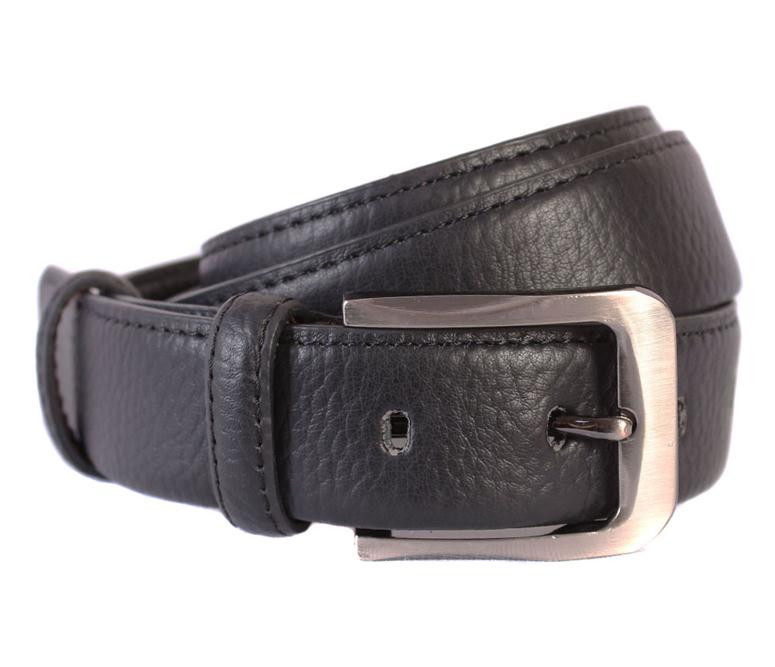 Ремень мужской Dovhani G301113172 110-120 см Черный