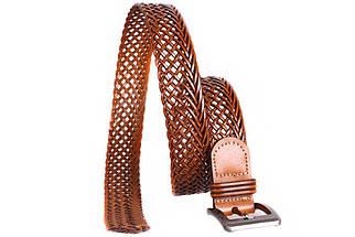 Ремень мужской Dovhani G304855197 110-120 см Коричневый, фото 3
