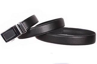 Ремень мужской Dovhani G6335213 110-120 см Черный, фото 3