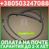 ⭐⭐⭐⭐⭐ Топливопровод низкого давления в мет. оплетке 3 штуцера L=2700мм <ДК>  70-1101345-Б