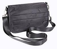 Сумка текстильная мужская Dovhani LOF301341238 Черная, фото 1