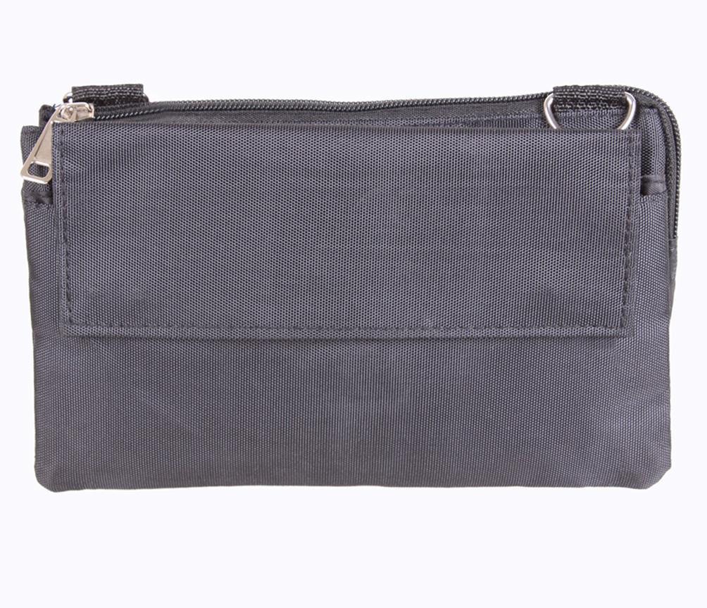 Сумка текстильная мужская Dovhani LOF301600241 Черная