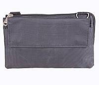 Сумка текстильная мужская Dovhani LOF301600241 Черная, фото 1