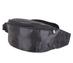 Мужская сумка на пояс Dovhani S303676280 Черная, фото 2