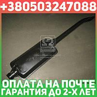 ⭐⭐⭐⭐⭐ Глушитель МТЗ, ЮМЗ длинный L=1370 мм (Руслан-Комплект)  60-1205015-АД