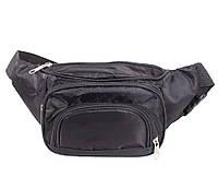 Мужская сумка на пояс Dovhani S303690283 Черная, фото 1