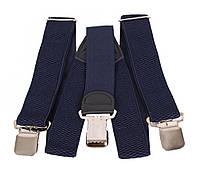 Подтяжки мужские Dovhani P001-2BLUE322 Синие