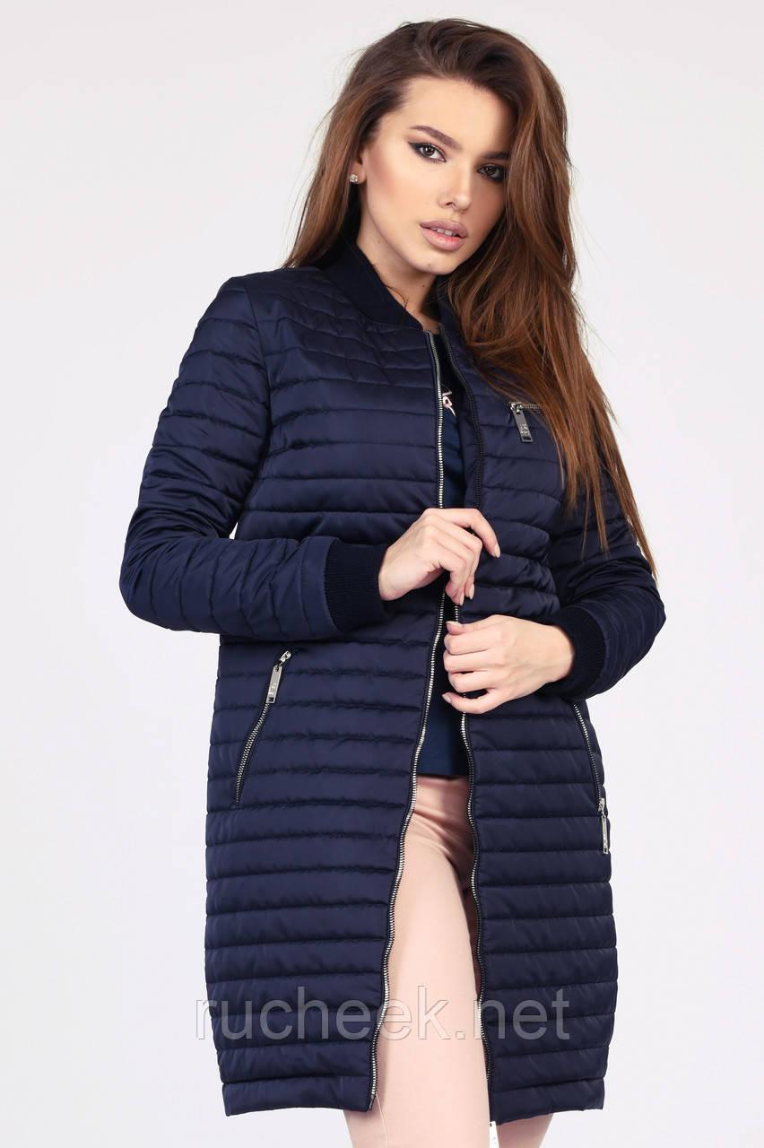 b0552e01a683 Модная куртка женская весна осень, р-ры 42, 44. X-Woyz LS-8826 ...