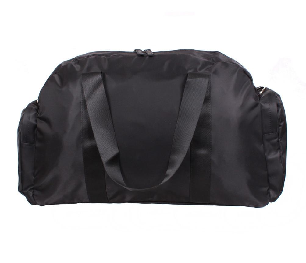 Дорожная сумка Prima D137BLACK338 Черная 30 x 53 x 28 см.