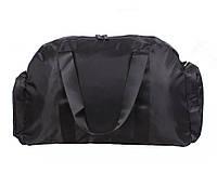 Дорожная сумка Prima D137BLACK338 Черная 30 x 53 x 28 см., фото 1
