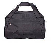Дорожная сумка Nobol D1803BLACK339 Черная 32 x 48 x 26 см, фото 1
