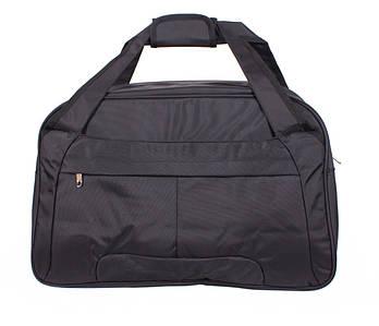 Дорожная сумка Nobol D1803BLACK339 Черная 32 x 48 x 26 см