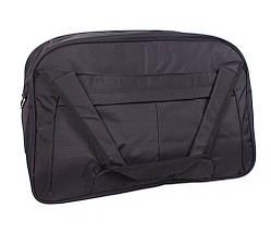 Дорожная сумка Nobol D1803BLACK339 Черная 32 x 48 x 26 см, фото 2