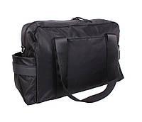 Дорожная сумка Prima D8071BLACK341 Черная, фото 1