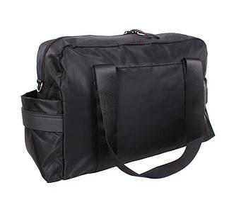 Дорожная сумка Prima D8071BLACK341 Черная