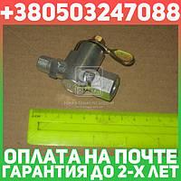 ⭐⭐⭐⭐⭐ Краник масляный радиатора и топливного бака (КР-25) (производство  Китай)  ПП6-1