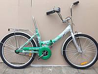 """Велосипед Титан Десна 24"""" складаня рама"""