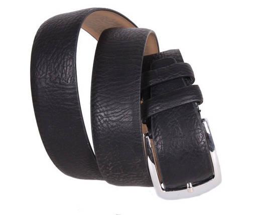Мужской ремень Dovhani D070850428 115 см Черный, фото 2
