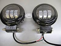 Светодиодная фара  LED GV-066-30W CREE XM-L-T6 - 2 шт.- не слепят встречных., фото 1