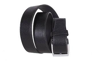 Мужской ремень Dovhani 350721488 115 см Черный, фото 2