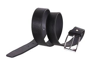 Мужской ремень Dovhani 350721488 115 см Черный, фото 3