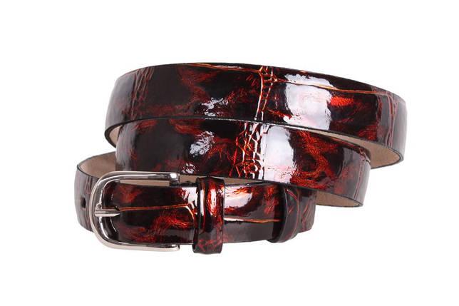Женский узкий ремень Dovhani 49212508 105-115 см Янтарный, фото 2