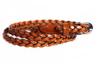 Женский узкий ремень Dovhani кт6707532 105-115 см Коричневый, фото 2