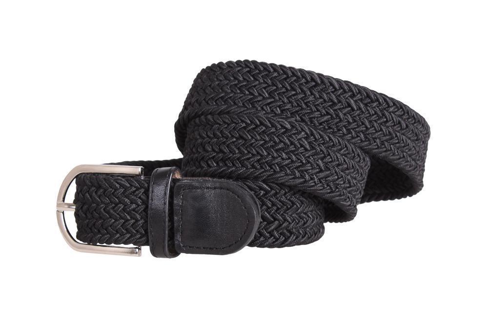 Женский эластичный ремень Dovhani EL230770634 110 см Черный