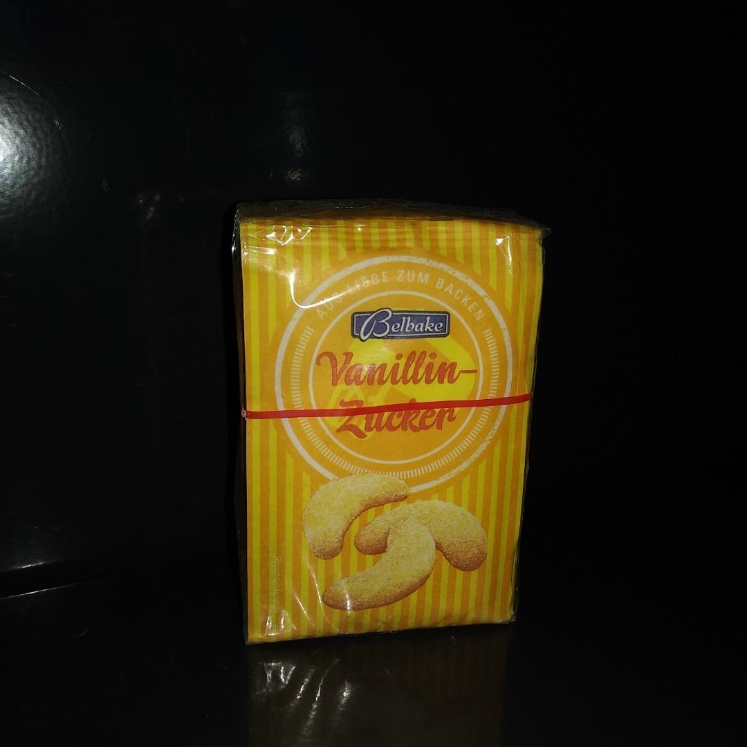 Belbake ванільний цукор 8 гр. х 15 шт.