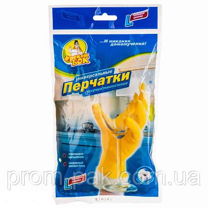 Перчатки резиновые производитель Фрекен Бок, фото 2