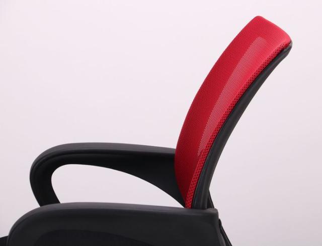 Кресло Веб сиденье Сетка черная/спинка Сетка красная (Фото 7)