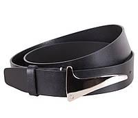 Мужской кожаный ремень Dovhani blx90333738 120 см Черный, фото 1