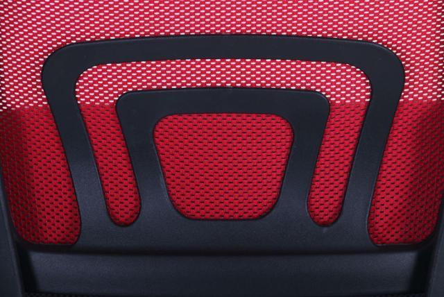Кресло Веб сиденье Сетка черная/спинка Сетка красная (Фото 10)