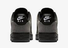 """Кроссовки Nike Air Force 1 Low """"Черные"""", фото 3"""
