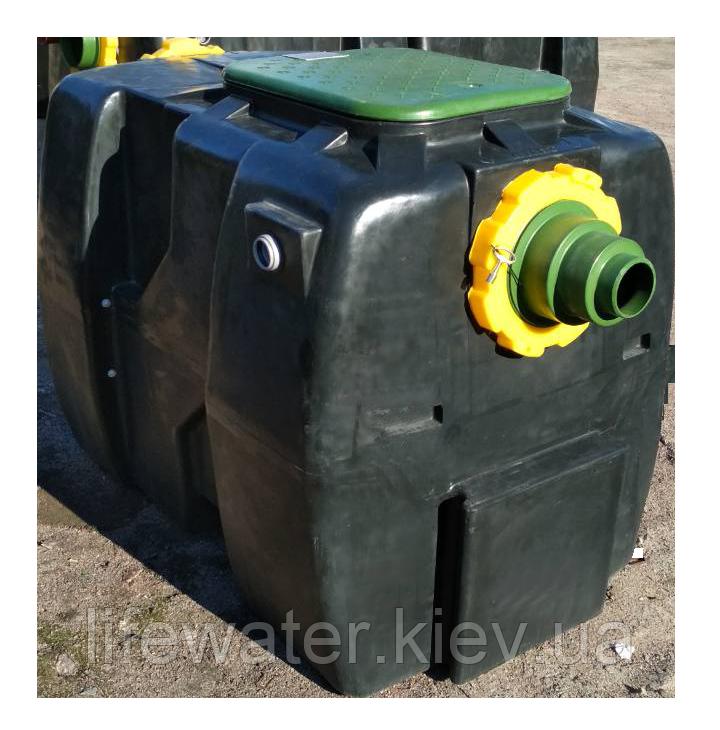 Сепаратор нафтопродуктів OIL S 8