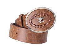 Женский ремень Dovhani COL769-156881 115 см Коричневый, фото 1