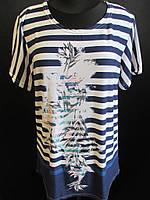 Женские футболки ткань масло, фото 1