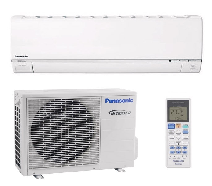Инверторный кондиционер Panasonic до 65 кв.м CS/CU-E24RKD