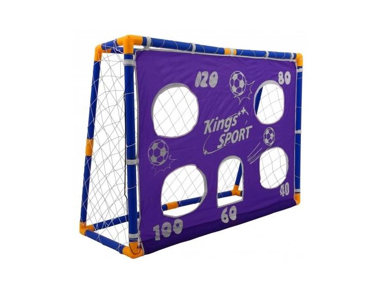 Футбольные ворота с экраном (игровые футбольные ворота, тренировочные ворота)