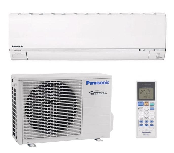 Инверторный кондиционер Panasonic до 25 кв.м CS/CU-E09RKD
