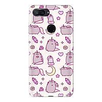 Чехол Indi Cats Xiaomi Mi 8 Lite (Коты единороги)