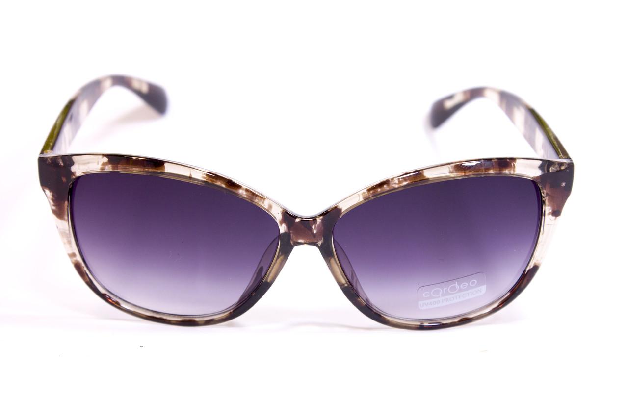 Очки распродажа6117-8  Оправа- бронза ,линза в черном цвете Форма очков таже.