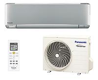 Инверторный кондиционер Panasonic до 35 кв.м CS/CU-XZ35TKEW , фото 1