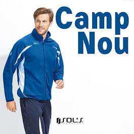 Тренировочные костюмы SOL'S CAMP NOU, Франция. 5 цветов, размеры от S до 3XL, высокое качество