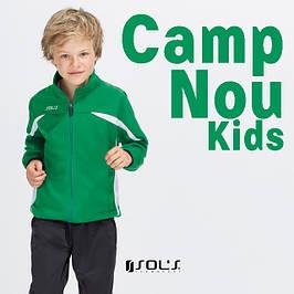 Детские спортивные костюмы SOL'S CAMP NOU KIDS, Франция. 5 цветов, размеры от 6 до 14 лет