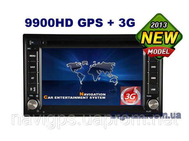 Автомагнитола универсальная WITSON 9900HD GPS 3G