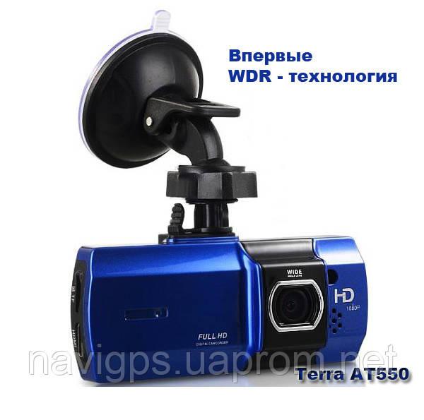 Видеорегистратор DVR Terra AT550 WDR
