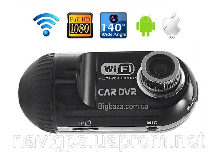Видеорегистратор DVR Wi-Fi Terra iSmart